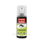 Acheter Cinq sur Cinq Zones Tempérées Lotion anti-moustique 100ml à VILLEMUR SUR TARN