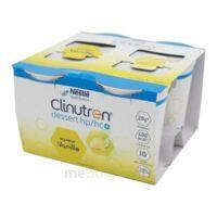 Clinutren Dessert 2.0 Kcal Nutriment Vanille 4cups/200g à VILLEMUR SUR TARN
