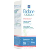 Acheter Biolane Expert Pro Deliderm Crème visage T/50ml à VILLEMUR SUR TARN