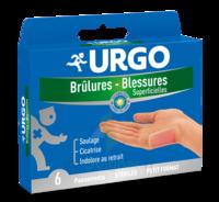 Urgo Brulures-blessures Petit Format X 6 à VILLEMUR SUR TARN