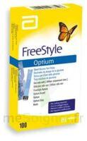 Freestyle Optium électrodes B/100 à VILLEMUR SUR TARN