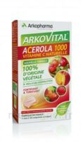 Arkovital Acérola 1000 Comprimés à croquer B/30 à VILLEMUR SUR TARN
