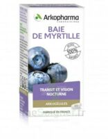 Arkogélules Myrtille baies Gélules Fl/45 à VILLEMUR SUR TARN