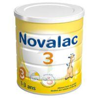 Novalac 3 Croissance lait en poudre 800g à VILLEMUR SUR TARN