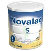 Novalac S 1 Lait en poudre 800g à VILLEMUR SUR TARN