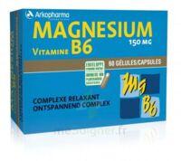 Arkovital Magnésium Vitamine B6 Gélules B/60 à VILLEMUR SUR TARN