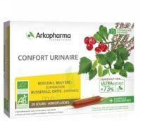 Arkofluide Bio Ultraextract Solution buvable confort urinaire 20 Ampoules/10ml à VILLEMUR SUR TARN