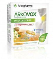 Arkovox Comprimés à sucer miel citron B/20 à VILLEMUR SUR TARN