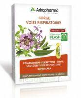 Duoflash Confort Respiratoire Gélules B/30 à VILLEMUR SUR TARN