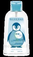 Abcderm H2o Solution Sans Rinçage Nettoyante Bébé Fl Pompe/1l à VILLEMUR SUR TARN
