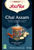 Yogi Tea Tisane AyurvÉdique ChaÏ Assam Bio 17sach/2,2g à VILLEMUR SUR TARN
