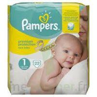 PAMPERS NEW BABY PREMIUM PROTECTION, taille 1, 2 kg à 5 kg, sac 22 à VILLEMUR SUR TARN