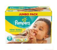 PAMPERS COUCHES NEW BABY 5-9KG 99 COUCHES à VILLEMUR SUR TARN