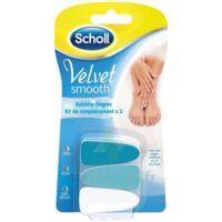 Scholl Velvet Smooth Ongles Sublimes kit de remplacement à VILLEMUR SUR TARN