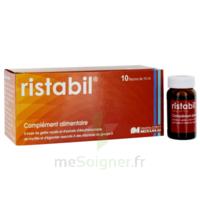 Ristabil Anti-fatigue Reconstituant Naturel B/10 à VILLEMUR SUR TARN