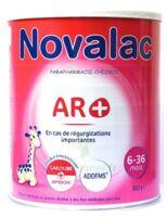 Novalac AR+ 2 Lait en poudre 800g à VILLEMUR SUR TARN