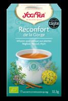 Yogi Tea Reconfort De La Gorge à VILLEMUR SUR TARN