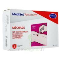 Mediset® Set De Pansement Plaie Chronique Méchage - Boîte De 5 Soins à VILLEMUR SUR TARN
