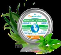 Puressentiel Respiratoire Gommes Menthe-Eucalyptus Respiratoire - 45 g à VILLEMUR SUR TARN