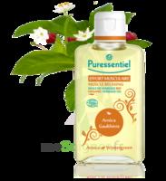 Puressentiel Articulations & Muscles Huile De Massage Bio** Effort Musculaire - Arnica - Gaulthérie - 100 Ml à VILLEMUR SUR TARN
