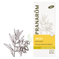 PRANAROM Huile végétale bio Argan 50ml à VILLEMUR SUR TARN