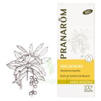 PRANAROM Huile végétale bio Macadamia 50ml à VILLEMUR SUR TARN