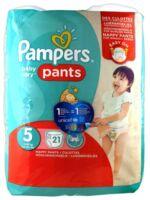 Pampers Baby Dry Pants T5 - 12-18kg à VILLEMUR SUR TARN