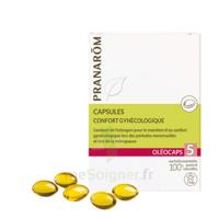 PRANAROM OLEOCAPS 5 Caps confort gynécologique & urinaire à VILLEMUR SUR TARN