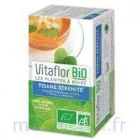 Vitaflor Bio Tisane Serenité à VILLEMUR SUR TARN
