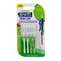 GUM TRAV - LER, 1,1 mm, manche vert , blister 4 à VILLEMUR SUR TARN