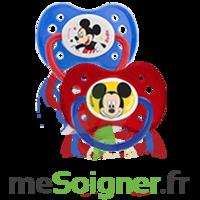 Dodie Disney Sucette anatomique silicone +6mois Mickey Lot/2 à VILLEMUR SUR TARN