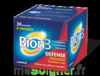 Bion 3 Défense Junior Comprimés à croquer framboise B/30 à VILLEMUR SUR TARN