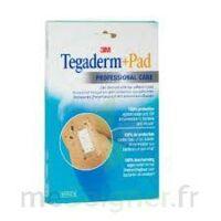 Tegaderm + Pad, 9 Cm X 10 Cm , Bt 10 à VILLEMUR SUR TARN