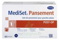 MediSet® set de pansement Post Op avec coupe-fil Pour grandes plaies - Boîte de 3 soins à VILLEMUR SUR TARN