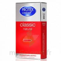 Protex Classic Naturel Préservatif avec réservoir B/12 à VILLEMUR SUR TARN