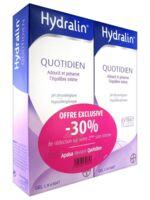 Hydralin Quotidien Gel lavant usage intime 2*200ml à VILLEMUR SUR TARN