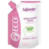 Saforelle Solution Soin Lavant Doux Eco-recharge/400ml à VILLEMUR SUR TARN