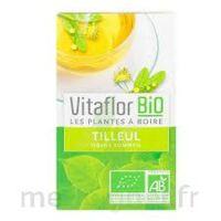 Vitaflor - Bio Tisane Tilleul 18 sachets à VILLEMUR SUR TARN
