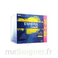 Tampax Compak - Tampon Régulier à VILLEMUR SUR TARN