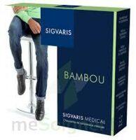 Sigvaris Bambou 2 Chaussette homme noir N small à VILLEMUR SUR TARN