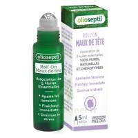 Olioseptil Huile Essentielle Maux De Tête Roll-on/5ml à VILLEMUR SUR TARN