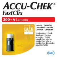 Accu-chek Fastclix Lancettes B/204 à VILLEMUR SUR TARN