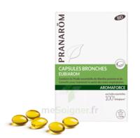 Aromaforce Caps bronches bio B/30 à VILLEMUR SUR TARN