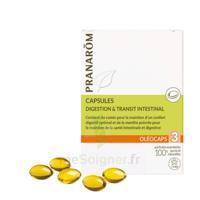 Oléocaps 3 Caps confort digestif bio B/30 à VILLEMUR SUR TARN