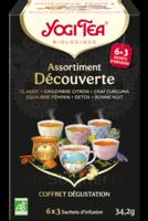 Yogi Tea Tisane Assortiment Découverte Bio 18 Sachets/1,9g à VILLEMUR SUR TARN