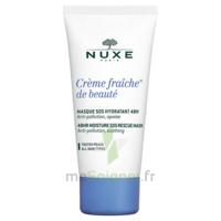 Crème Fraiche® De Beauté - Masque Hydratant 48h Et Anti-pollution50ml à VILLEMUR SUR TARN