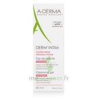 Aderma Derm'intim Ph 8 Gel De Toilette Apaisant 200ml à VILLEMUR SUR TARN