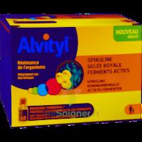 Alvityl Resist Solution Buvable 8 Fioles à VILLEMUR SUR TARN
