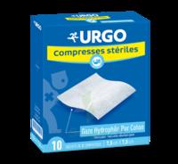 Urgo Compresse Stérile 7,5x7,5cm 10 Sachets/2 à VILLEMUR SUR TARN