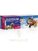 Elgydium Age De Glace Pâte Dentifrice Fraise Givrée Kids 2/6ans 50ml à VILLEMUR SUR TARN